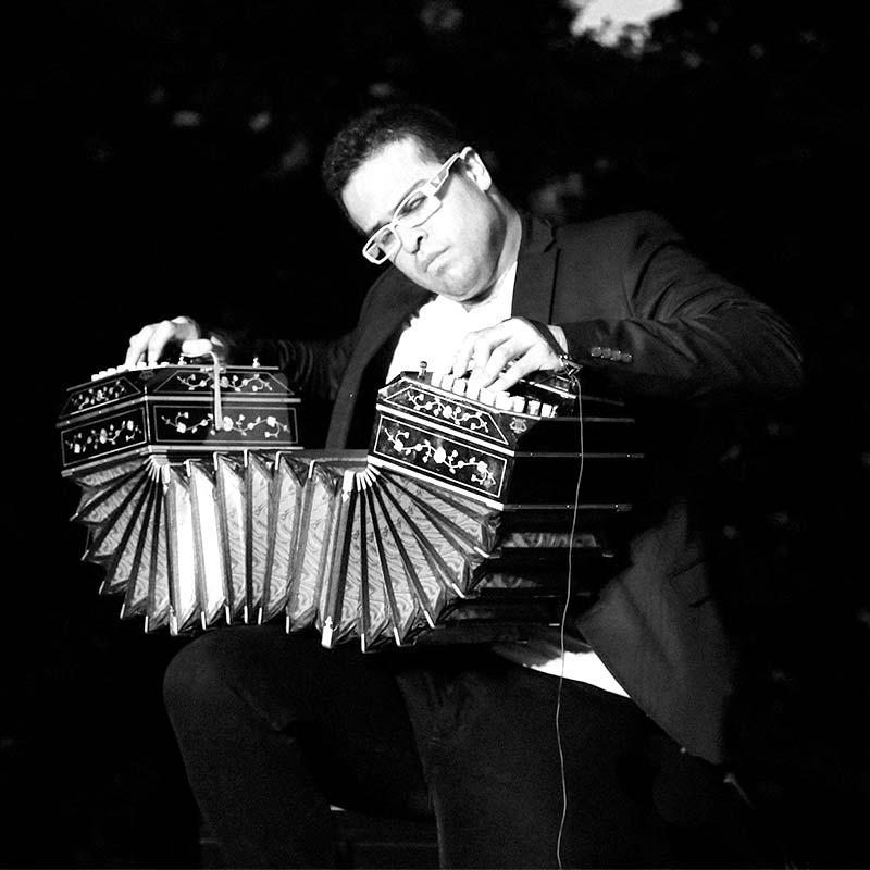 Jaun Pablo Jofre - América Iber Música
