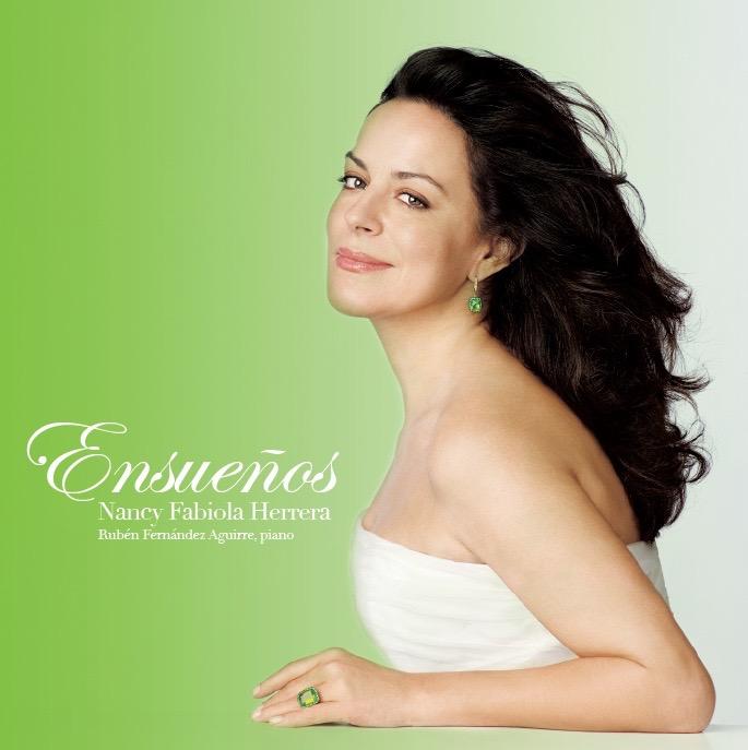 Nuevo disco Ensueños de Nancy Fabiola Herrera y Rubén Fernández Aguirre